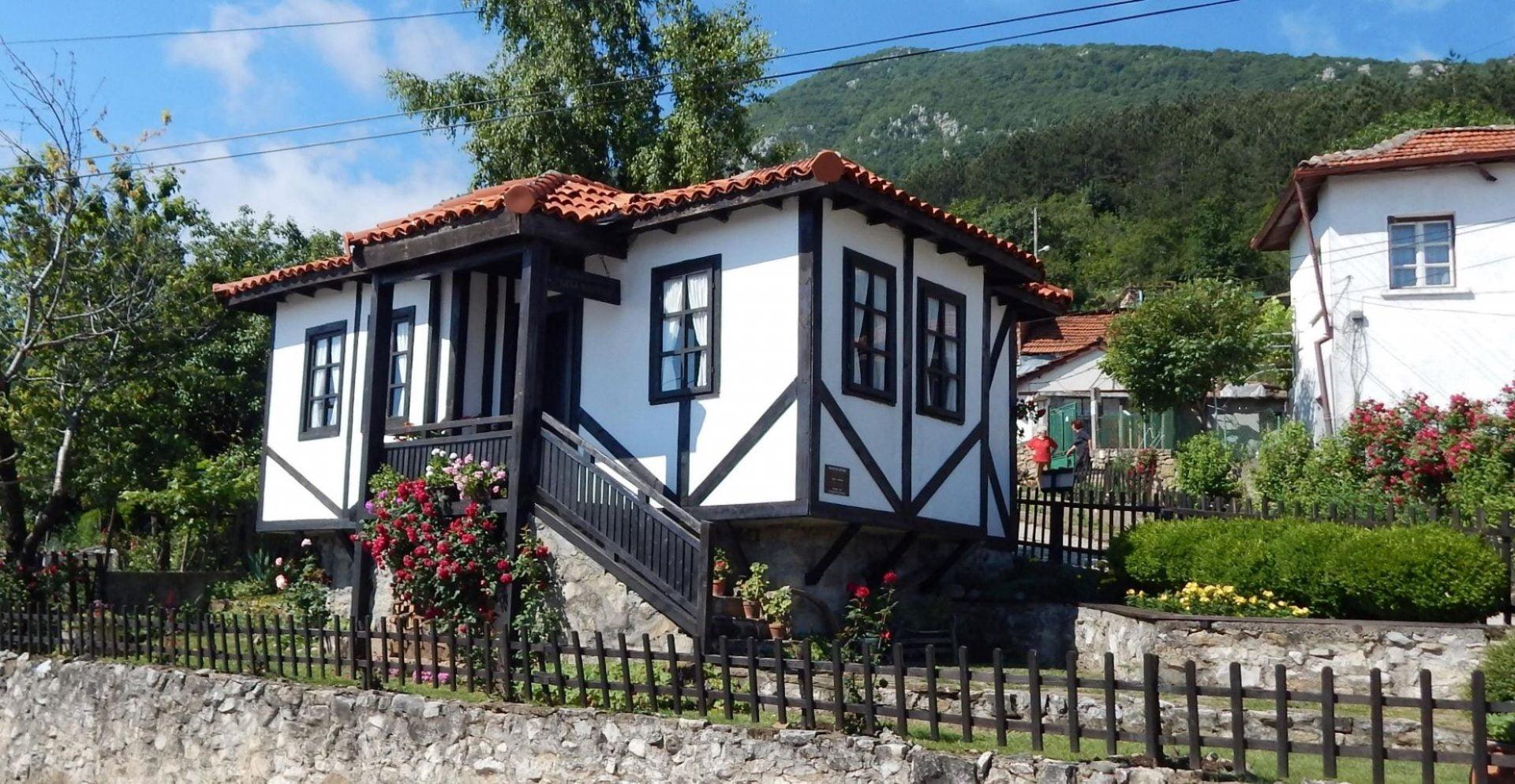 Къща Баба Илийца Челопек