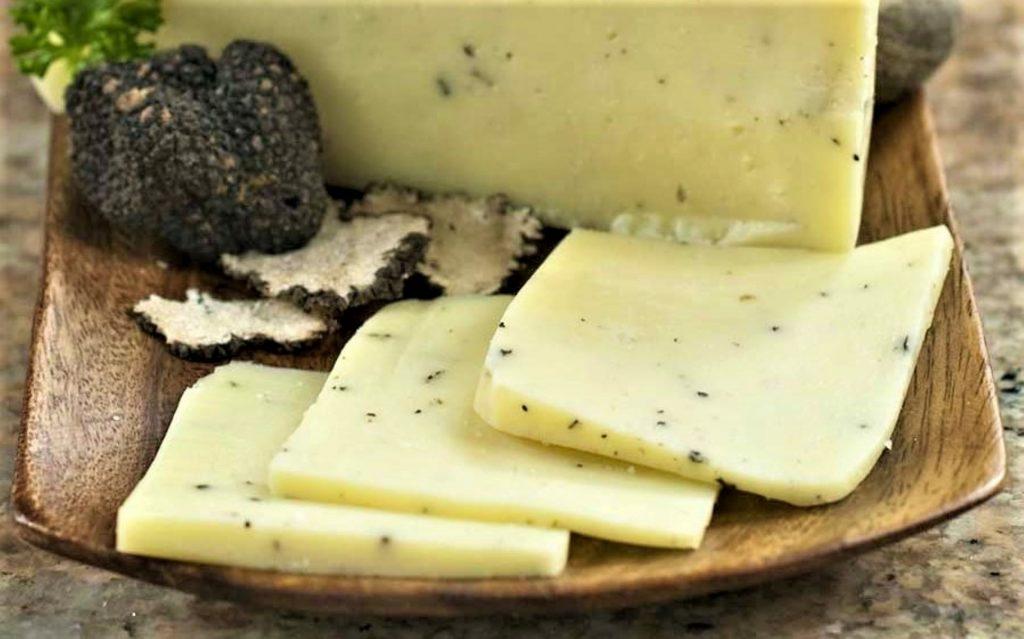 сирене с трюфели