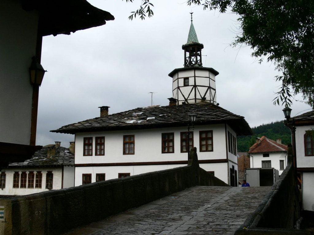 Трявна Часовниковата кула