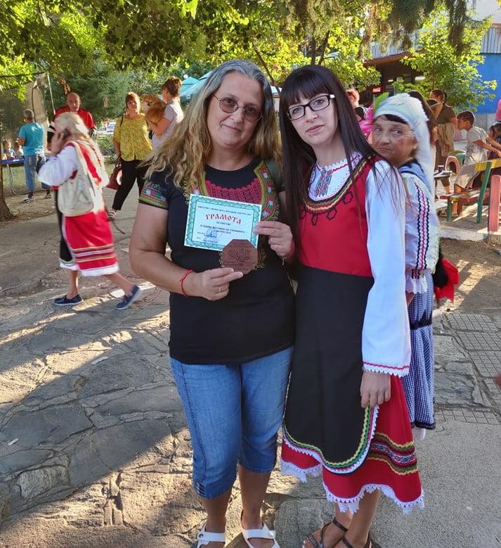 Фестивал на смокинята Виолетка Цинцарова