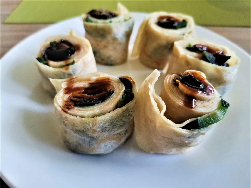 Палачинки с маджун от захарна метла
