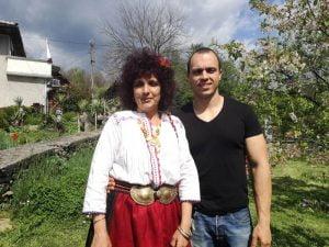 Петър Петров, Старото школо