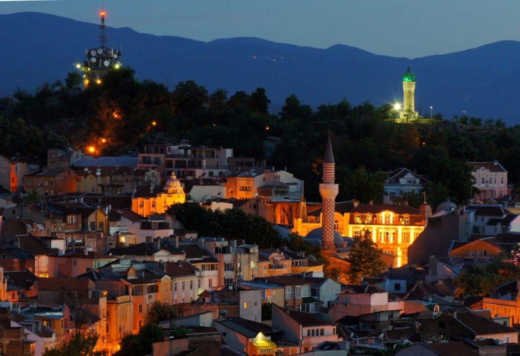 Османските перли на Пловдив