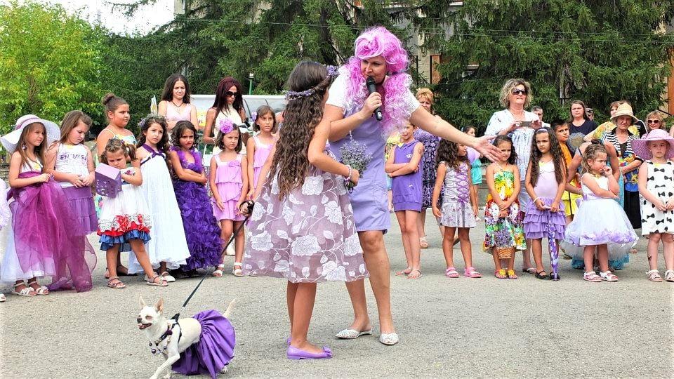 Националeн Фестивал на лавандулата